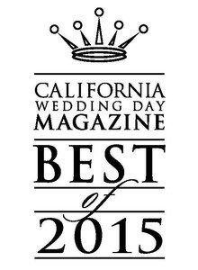 California Wedding Day Best of 2015