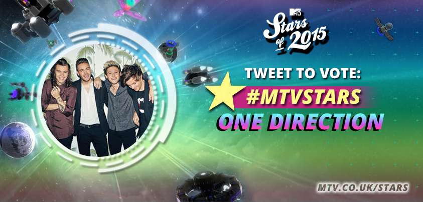 Vote for @onedirection using #MTVStars One Direction  Or RT this tweet! 1 RT = 1 vote! https://t.co/1hbb1gB5GH
