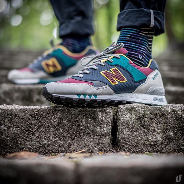 new balance the napes
