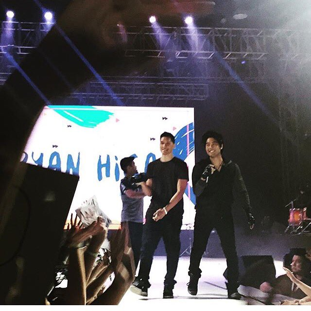 The amount of support was unreal. Thank you Philippines!