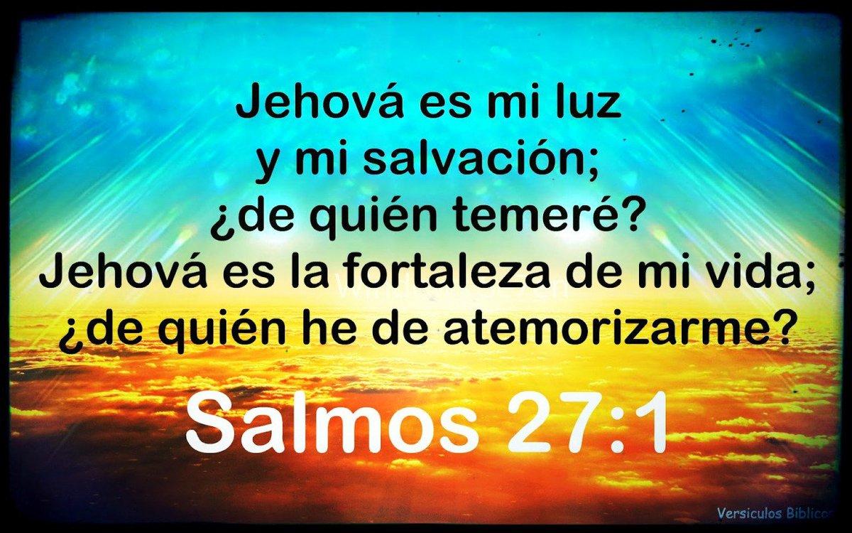 El Señor es mi luz y mi salvación, Salmo 27 (26) - YouTube
