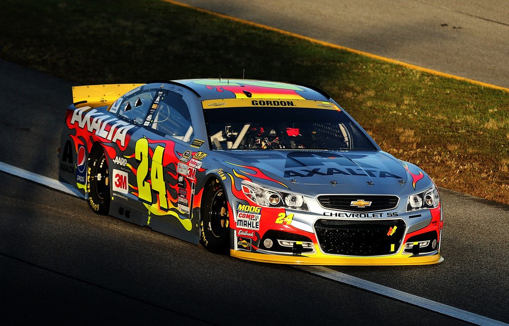 Jeff Gordon finished 6th in his final #NASCAR race. 3rd in pts standings (best since 2009). #24ever #ThankYouJeff https://t.co/zJmcCNdQRb