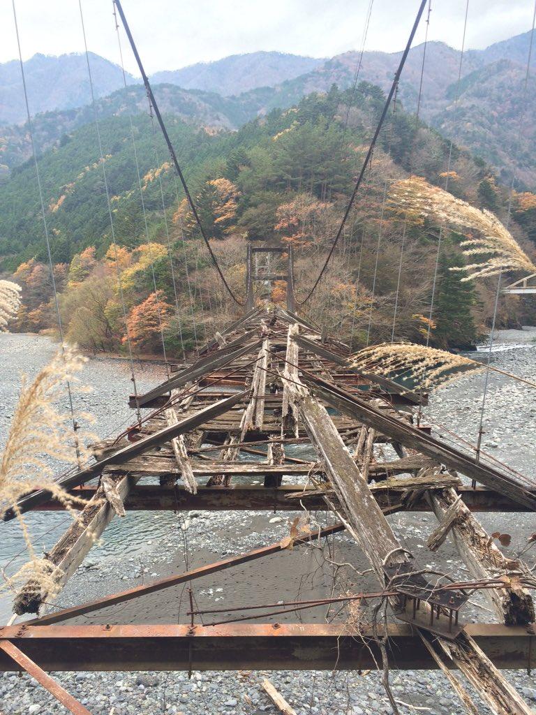 凄い橋だな… https://t.co/N5wSRwQO3w