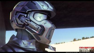 Accela バイク捗るツイート On Twitter Quot 未来のバイクヘルメットのコンセプト。 近未来fpsの兵士