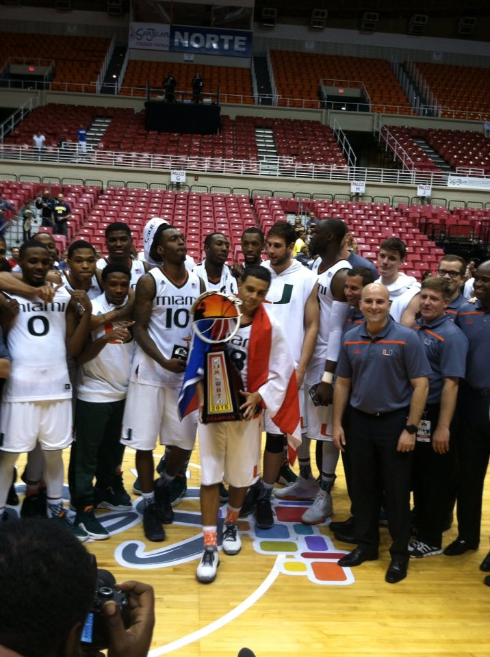 Great night for @CanesHoops 85-75 win over Butler for championship in Puerto Rico https://t.co/TEWMm9hCCG