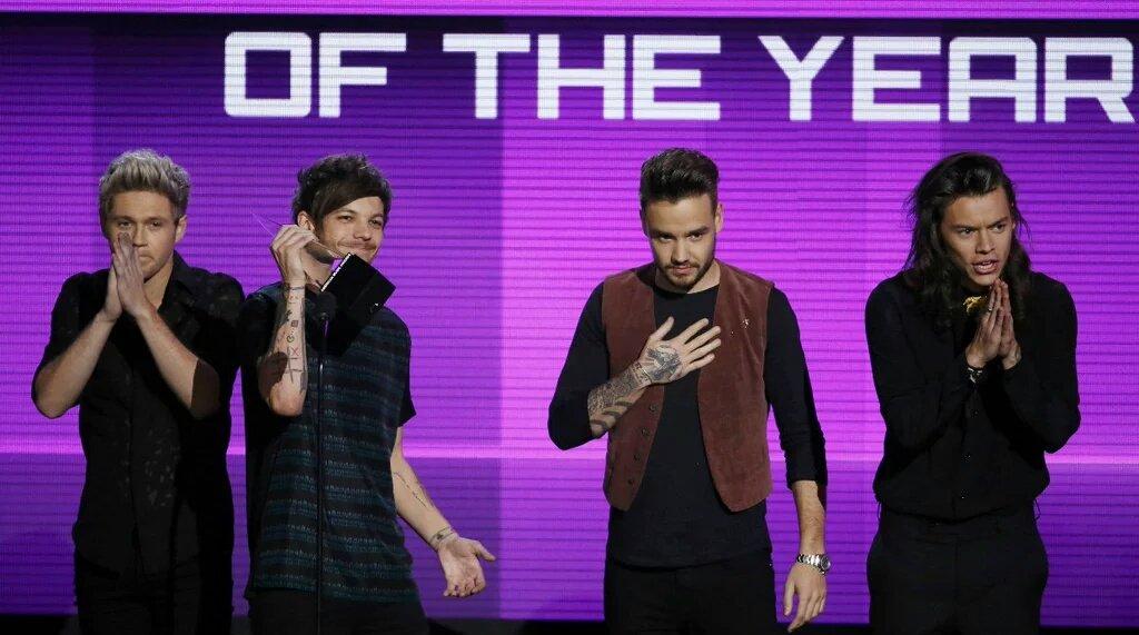 Ganadores de los American Music Awards