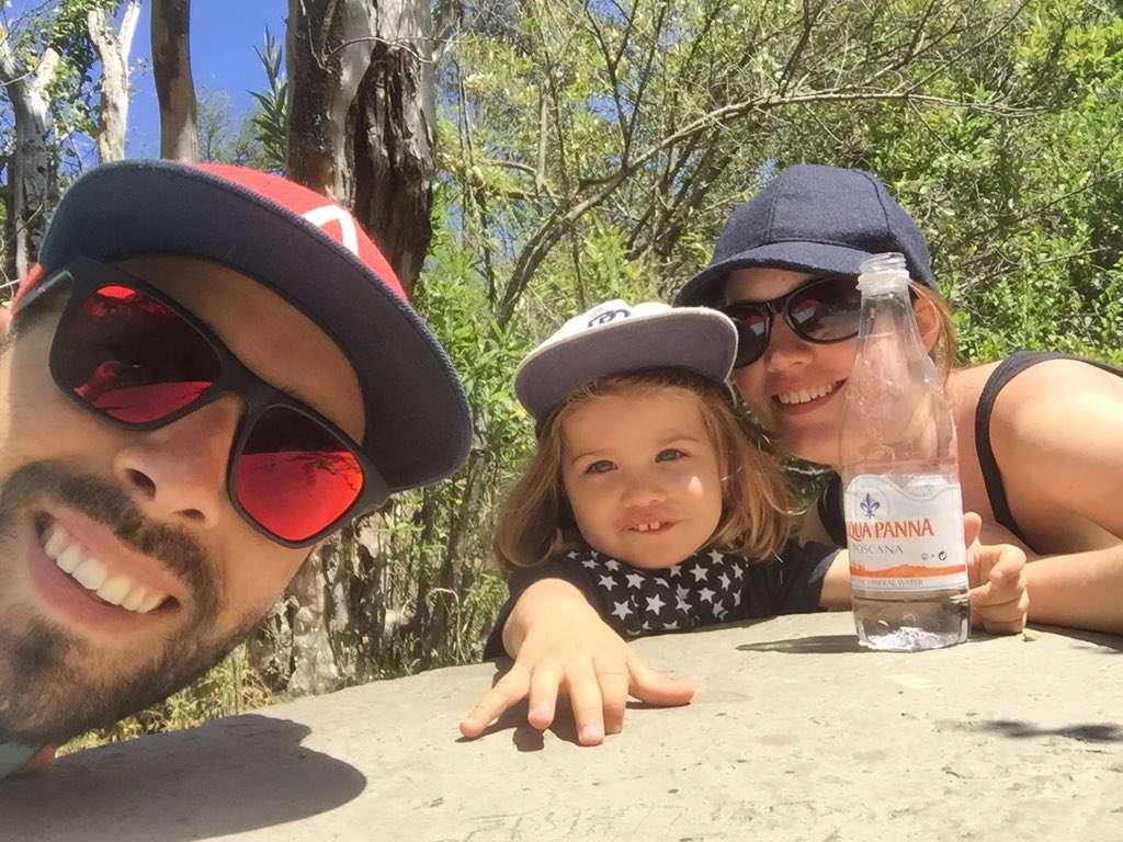 Lovely walk in the forest with my family❤️ #aquapanna #policeshades @ClearWorld_SA @LusoAfrica_PM https://t.co/qNq4BSuFdf