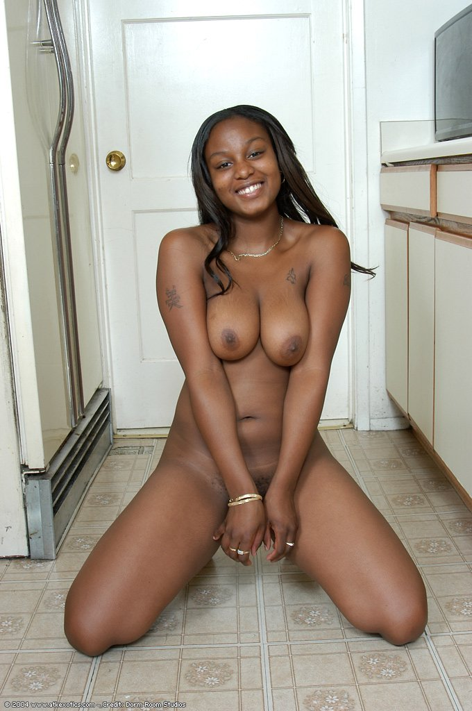 Amatuer black naked women