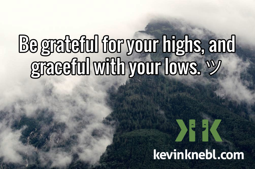 Good morning! ツ #kevinknebl #joiedevivrecoach #goodmorning #grateful #gratitude #graceful #grace https://t.co/pqvofrblel