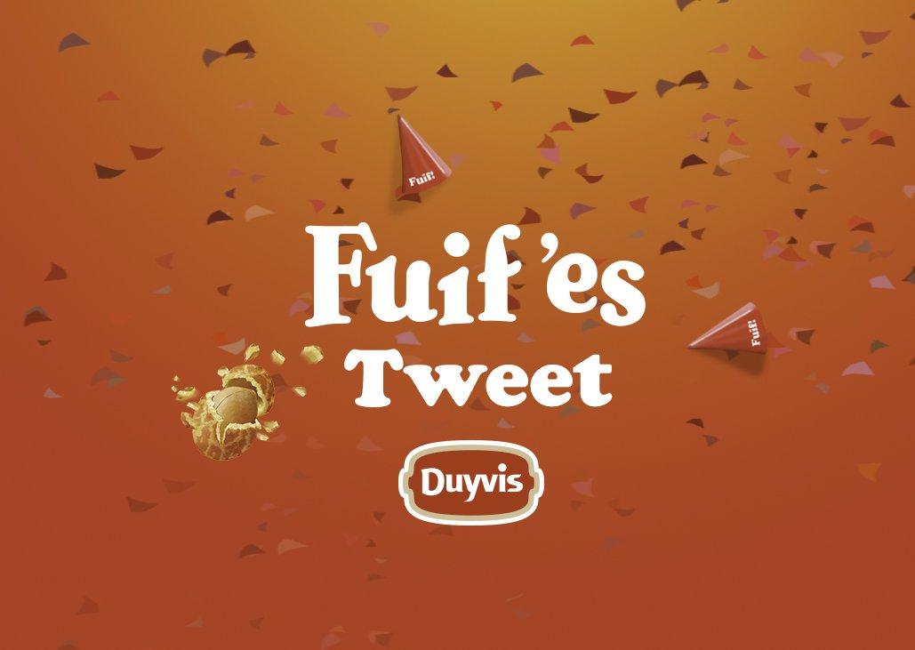 Je hamster een trucje geleerd, of iets anders spontaan te vieren? Maak er een Fuif van en Tweet met #Fuif! https://t.co/gQdUUOCZ8l