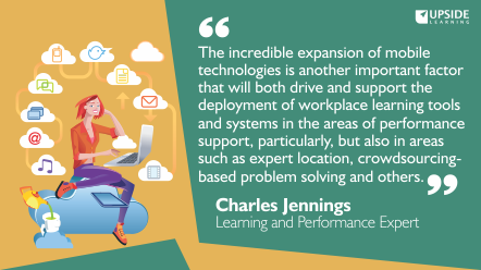 The Learning Quote Of The Week - Evolution of Workplace Learning Tools @charlesjennings More https://t.co/gyiAUgWEAX https://t.co/yViVrNyF4k