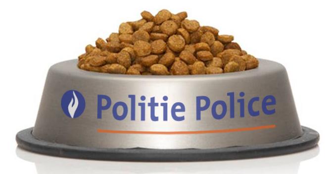 Pour les chats qui nous ont aidé hier soir... Servez-vous! #BrusselsLockdown