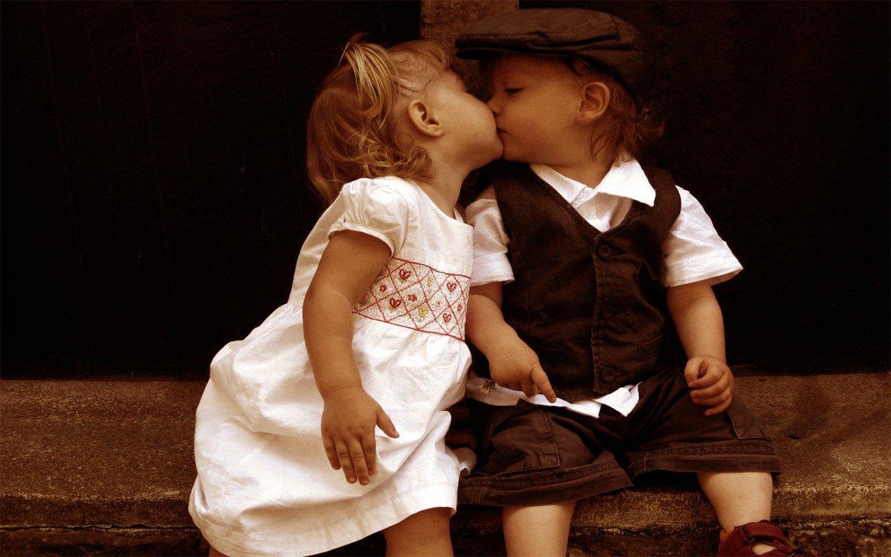 Прикольные картинки детский поцелуй, картинки для
