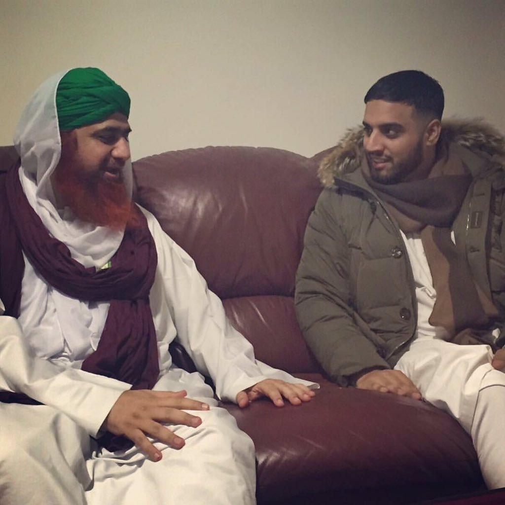 """Umer on Twitter: """"Maulana Haji Imran Attari meeting with ..."""