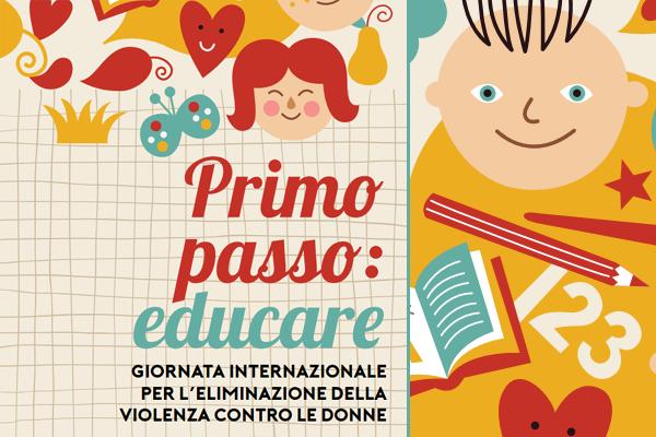 """25 novembre contro violenza alle donne. A #Bologna il convegno: """"Primo passo: educare"""" https://t.co/MVqWLX7B4j https://t.co/U4pAn2qbK8"""