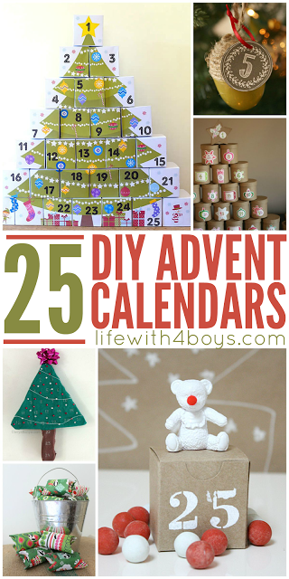 25 festive #Christmas advent calendars you can make yourself! https://t.co/2rmiNvSqoa https://t.co/juT4DL1xSK