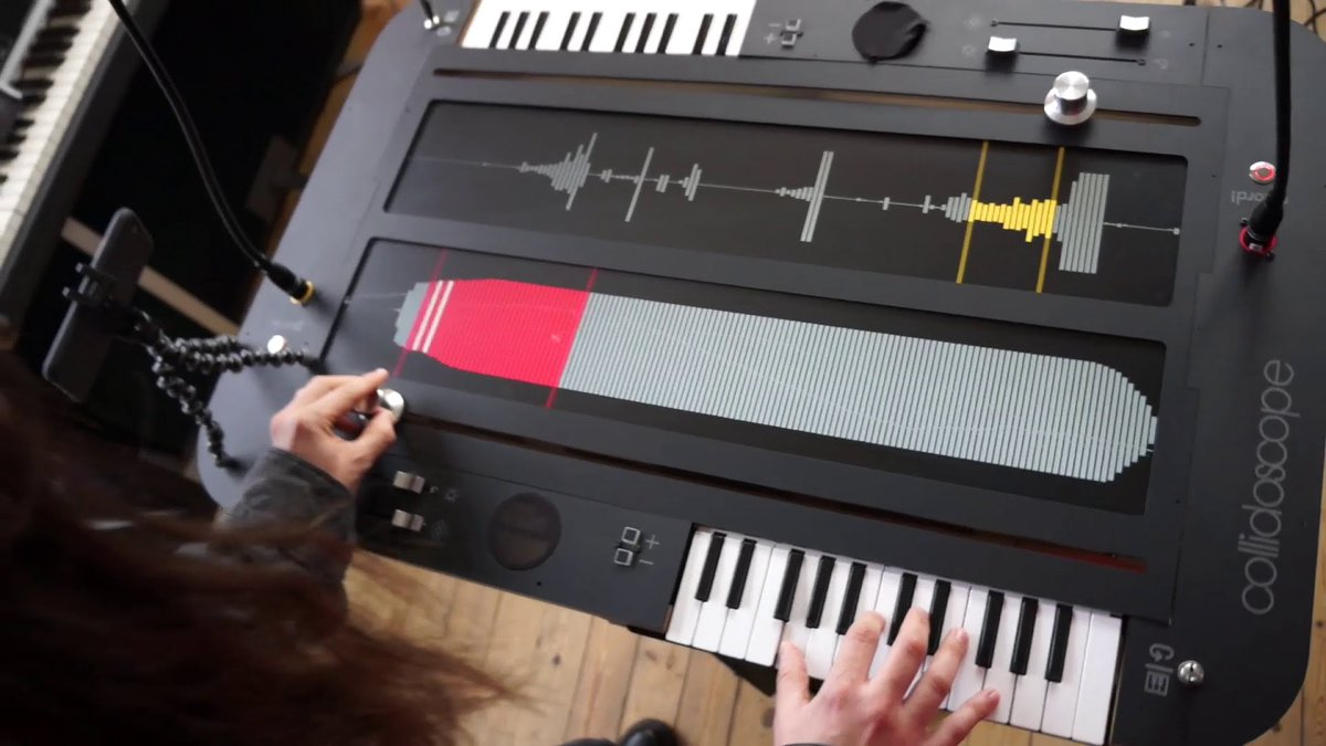 Collidoscope is a giant table-top granular instrument  http:// createdigitalmusic.com/2015/11/collid oscope-is-a-giant-table-top-granular-instrument/   … <br>http://pic.twitter.com/mknWmuiCFh