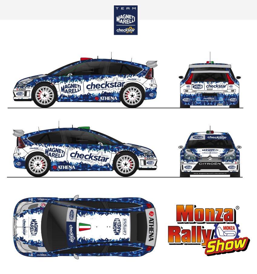 Monza Rallye Show 2015 [27-28-29 Noviembre] CUgmXqDWcAEm8Pn