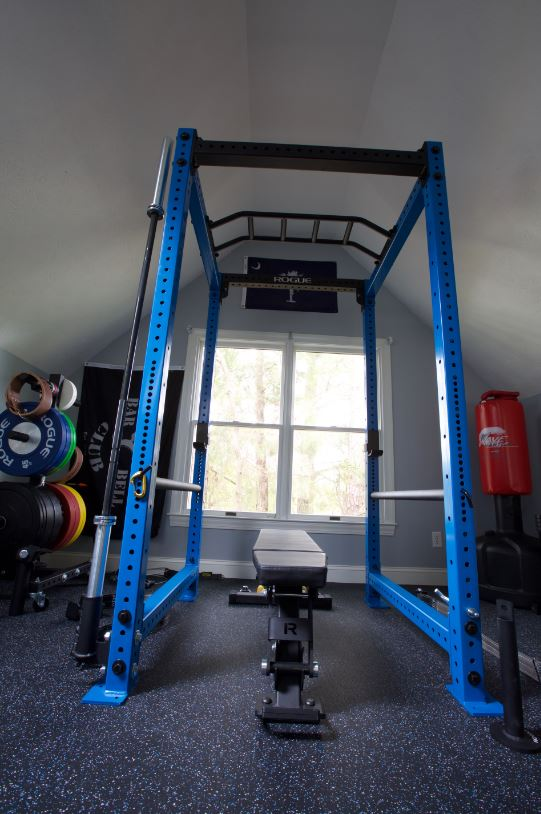 Build a garage gym how to build garage gym how much does it cost