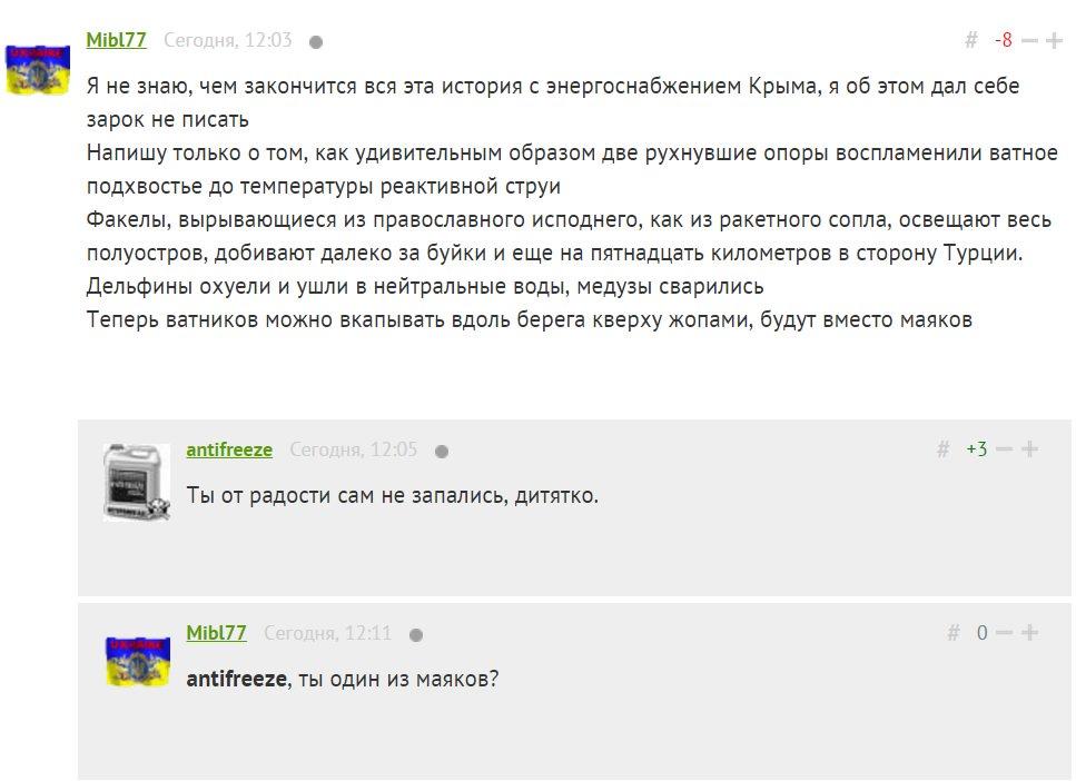 В Крыму сначала все надеялись на Керченский мост, а теперь на мифический китайский кабель, - замглавы Меджлиса Джелялов - Цензор.НЕТ 6843