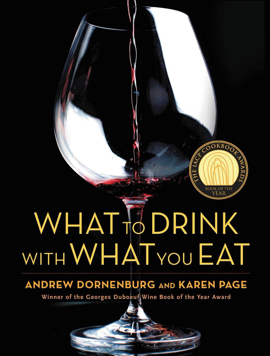 Win a copy of WHAT TO DRINK WITH WHAT YOU EAT:  Tues, 11/24 at 12:30 pm ET #AskBordeaux #Thanksgiving #wine #food https://t.co/CuJ2LR5nZ8