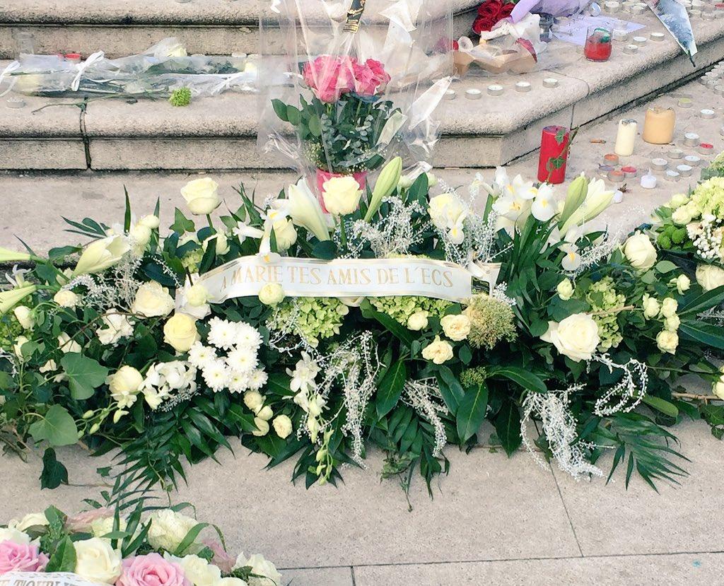 Très bel hommage rendu à Marie Mosser - ange de #Nancy -aujourd'hui... 🕯https://t.co/pFCzmCKU8j https://t.co/qgHSMdxQYx
