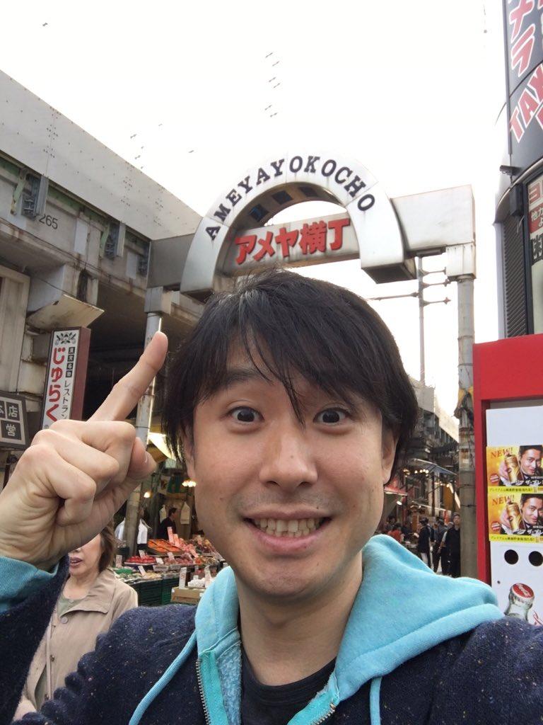 こんにちは。今日はタイツの収録です!質問です!今、上野に来てますが、美味しい中華屋さんを知ってる方教えてください!!なう。鈴村 #tights_g https://t.co/jEiFmtV8sn