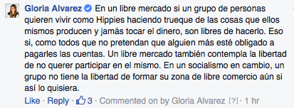 """Resultado de imagen para GLORIA ALVAREZ GIPIS"""""""