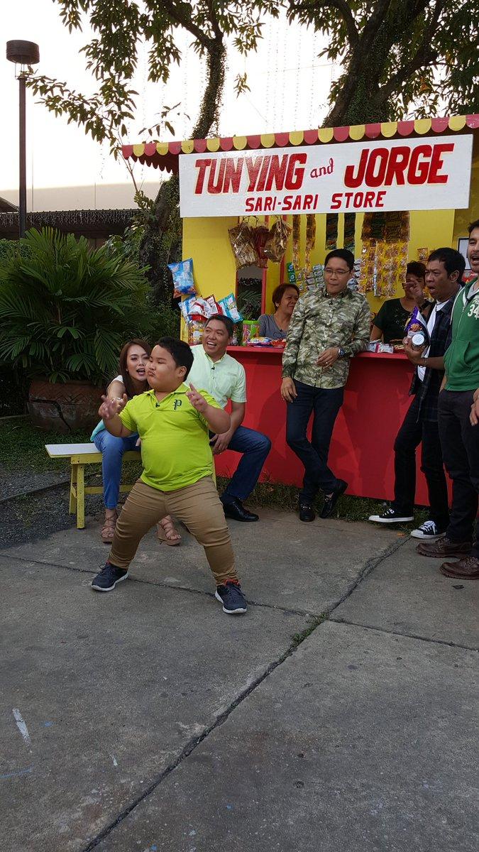 Online sensation John Phillip Balang Bughaw dance moves UKG