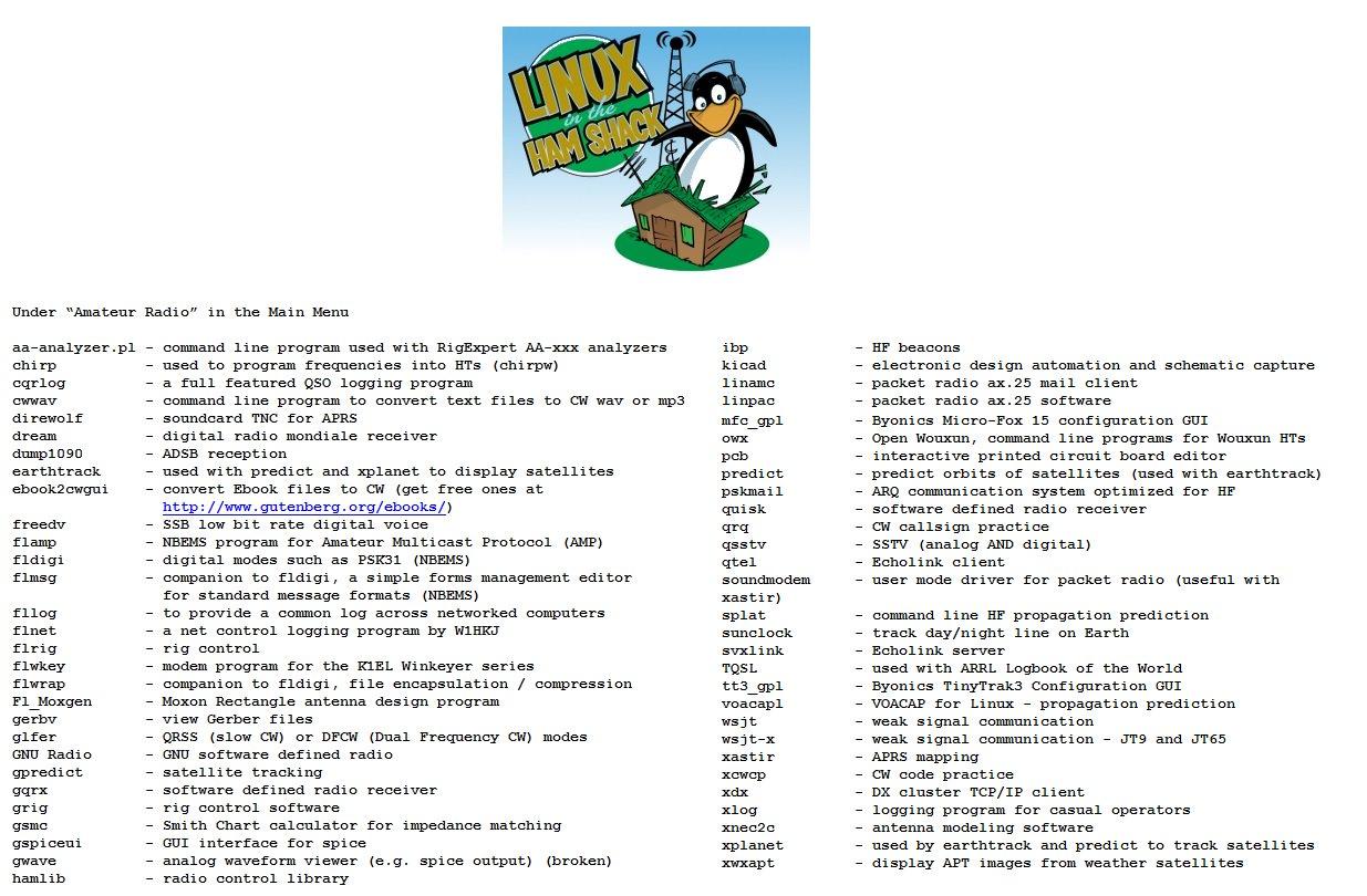 Jt65 hf ubuntu
