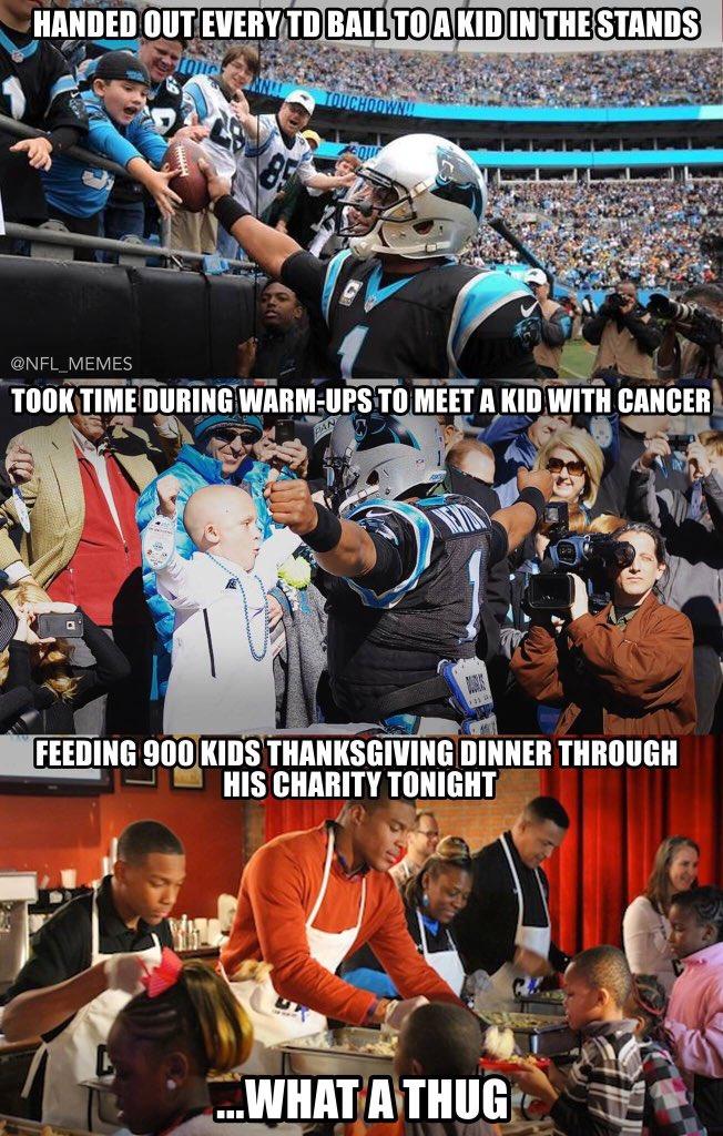 CUioIuJUsAEpXjn paul pennino (@paulpennino) twitter,Cam Newton Colin Kaepernick Meme