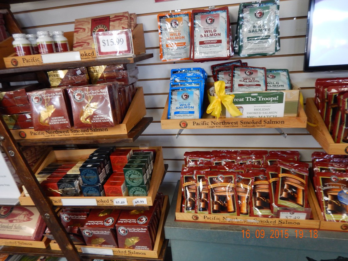 Stop to sample the legendary flavor of the Pacific Northwest at SeaBear