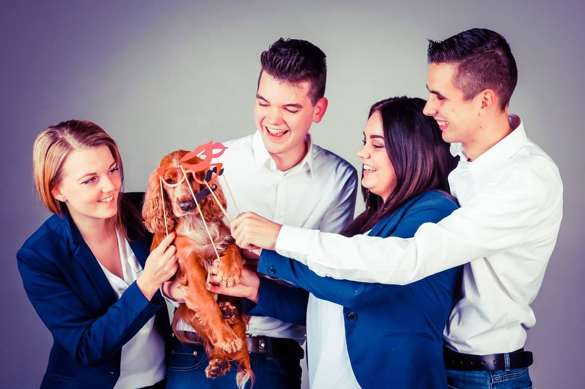 Ook dit hondje had veel plezier in onze studio in Den Bosch! #woef #happydog #feelgood https://t.co/GOghritHTt