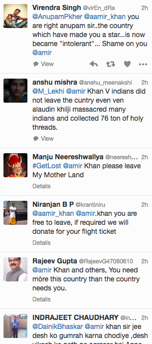 Love it when @aamir_khan says controversial things. Shows me what it's like to be Twitter celeb. My notifications: https://t.co/dCmMr2wGCU