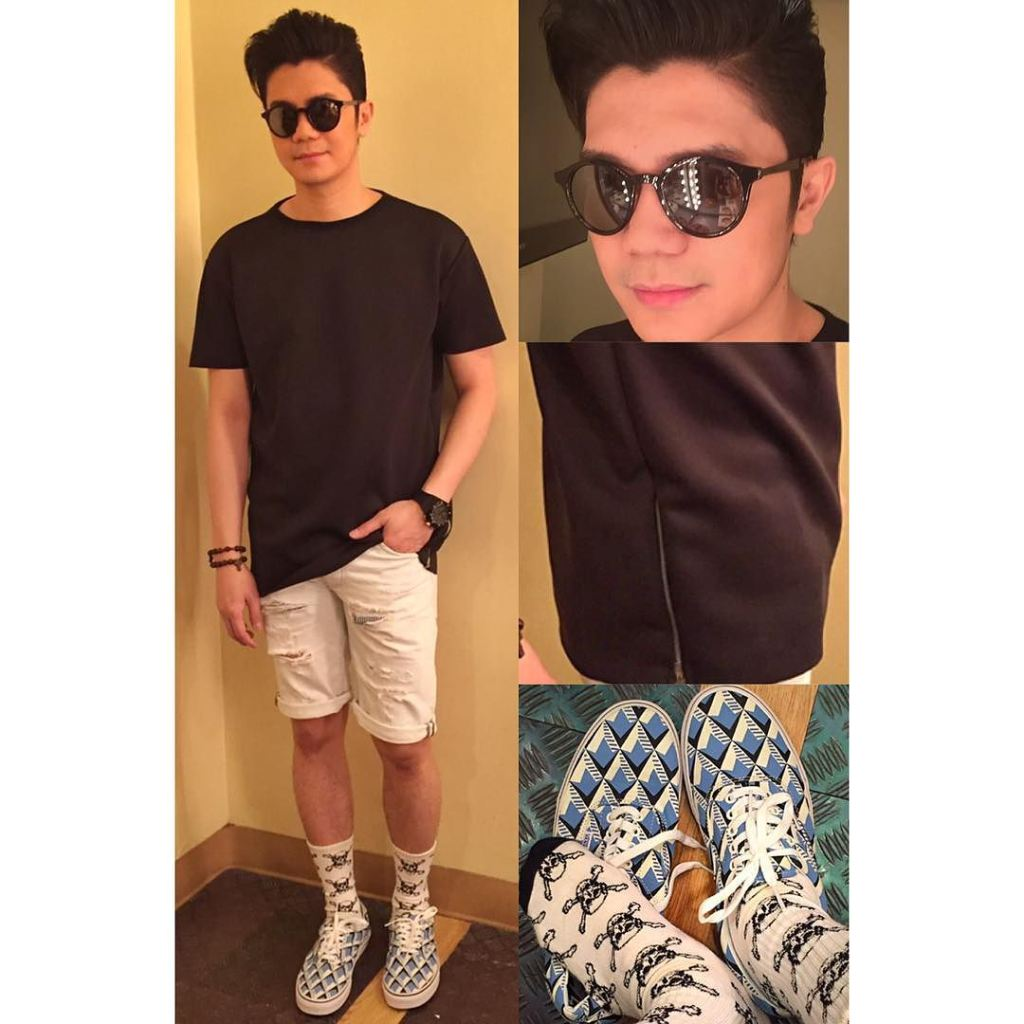 On Twitter Vhong Navarro Vhongx44 Thank You Magnooptical For My Shades