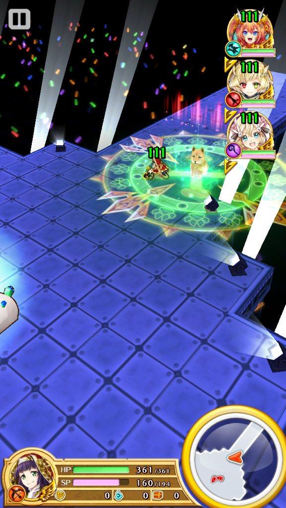 【白猫】オブシダン弓武器最終「真・邪鋭の業神」のステータス&スキル性能情報!CV杉田智和の犬設置でHP回復!?即死回避ASも優秀!