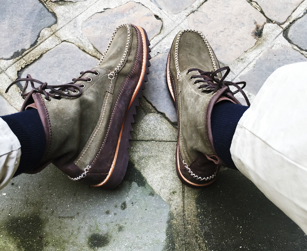 G.H.Bass & Co. EU on Twitter: Perfect for these freezing temperatures, our mens Ranger Moc II Lyndon Boots! t.coFLffH1KZ3w #ghbass #style