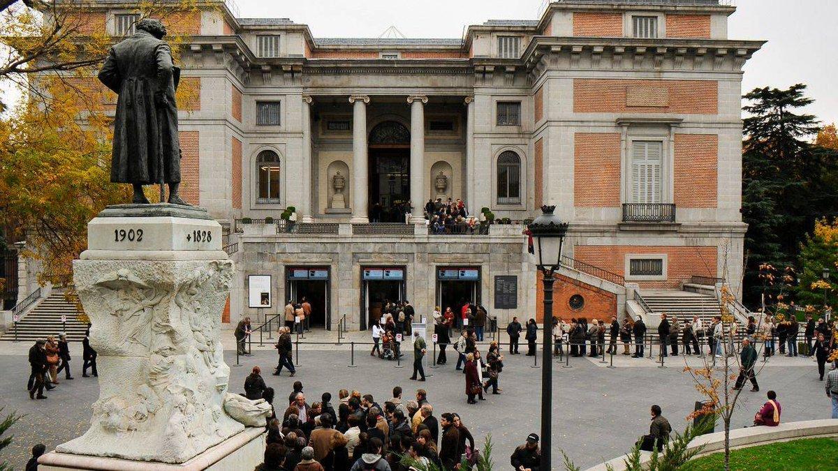 El @museodelprado recibirá más de 800 obras del @museoreinasofia https://t.co/O9JuF73ZUU https://t.co/jGih5i563k