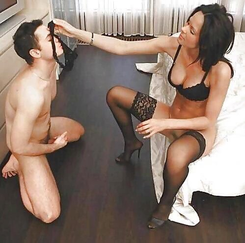 Orgasm from feeling boobs