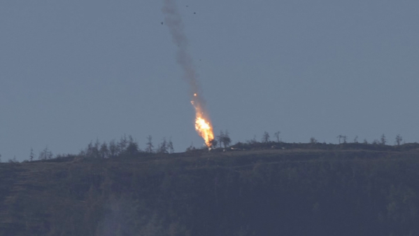 Russia says plane shot down by Turkish jets in Syria did not enter Turkish airspace. https://t.co/Kg8sOja7Yc  #9News https://t.co/T8M1adYeWH