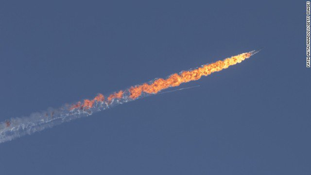 Turkish military says Russian warplane repeatedly violated airspace, ignored warnings. https://t.co/zA7BP9aAfu https://t.co/4LwplnQHlF