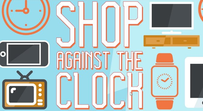 Thumbnail for Shop Against The Clock II
