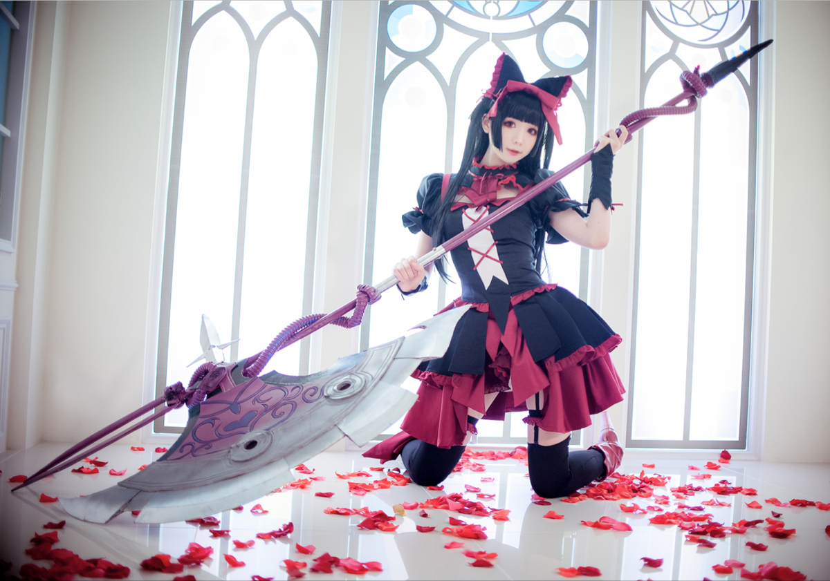 Goboiano this could be the best rory mercury cosplay on the internet