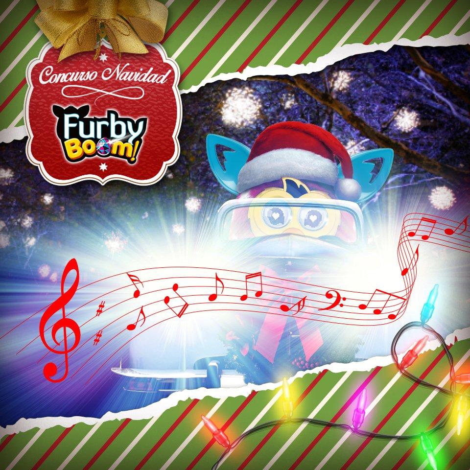Se acerca la #Navidad y #FurbyBoom se pone a cantar villancicos. ¿Cuál es tu favorito?  https://t.co/cQiAs65Q9V https://t.co/fM2SuFTorW