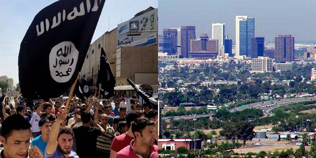 Report: FBI concerned Phoenix may be a hotbed for terrorism - https://t.co/9TOqYhdWjD https://t.co/Zi6e8o25Nj