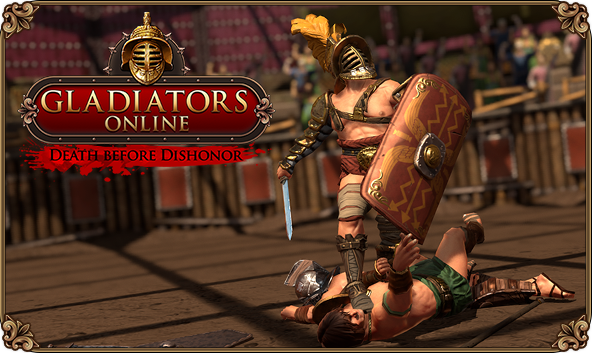 Gladiators Online: Death Before Dishonor! стартовые пакеты steam key