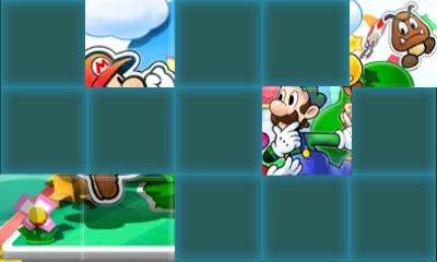 Nuevo Panel De En Busca Del Cromo Sobre Mario Y Luigi Paper Jam Bros