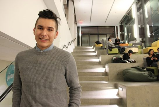 Edmonton student Billy-Ray Belcourt first-ever indigenous Rhodes scholar from Canada https://t.co/tIxh1Aq1NL https://t.co/gwHlLgAveb