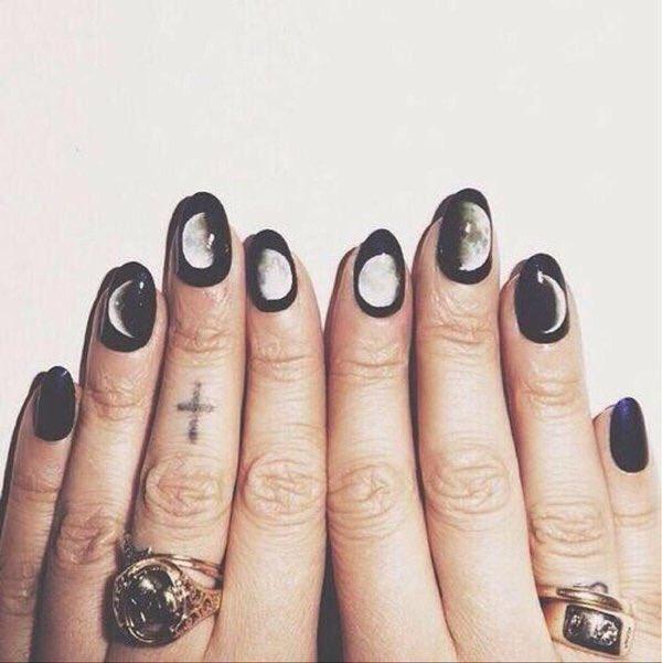 Halloween Nails Designs Tumblr Splendid Wedding Company