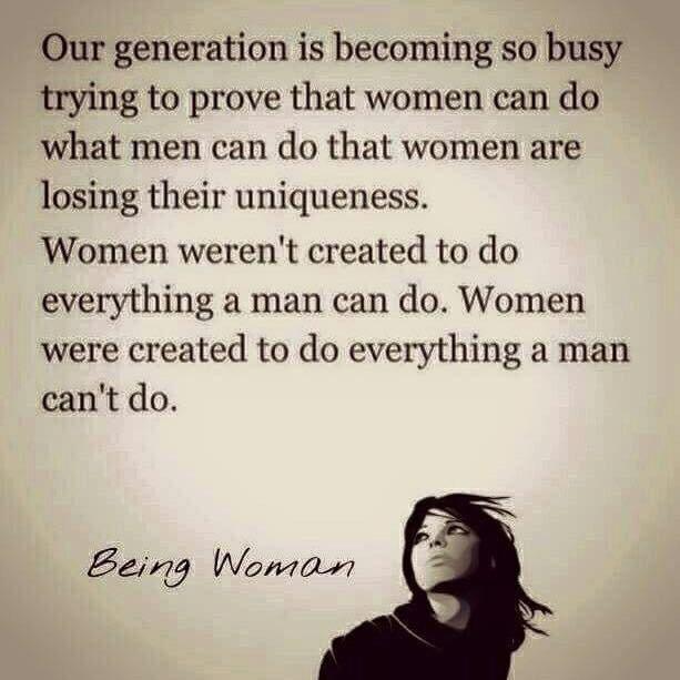 "Men Women Quotes: Sara Arfeen Khan On Twitter: ""We Must Stop Comparing"